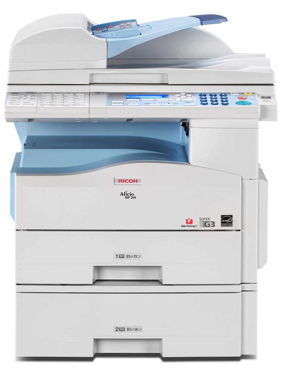 Ricoh Multifunctions
